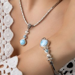 FREE GIFT!!! Come to Our Marahlago/Larimar Two-Day Event!!