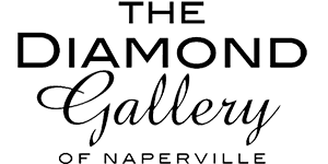 The Diamond Gallery of Naperville Logo