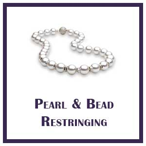 Learn more about jewelry pearl and bead restringing in Naperville, Illinois